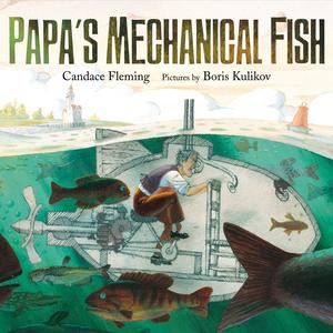 Papa's Mechanical Fish cover