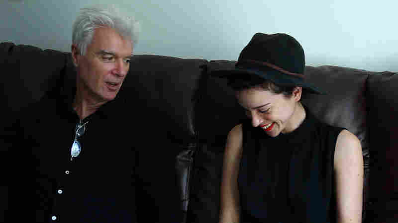 In Practice: David Byrne And St. Vincent