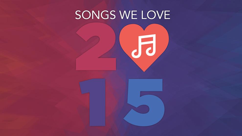 Songs We Love 2015