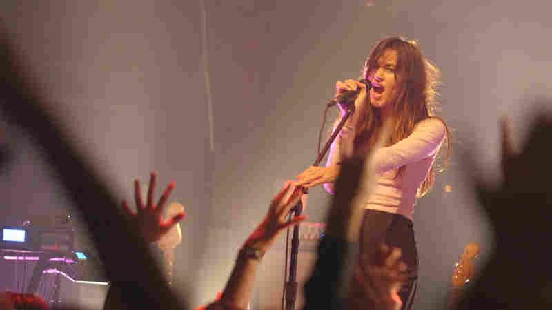 Watch Warpaint Perform Live At Washington, D.C.'s 9:30 Club