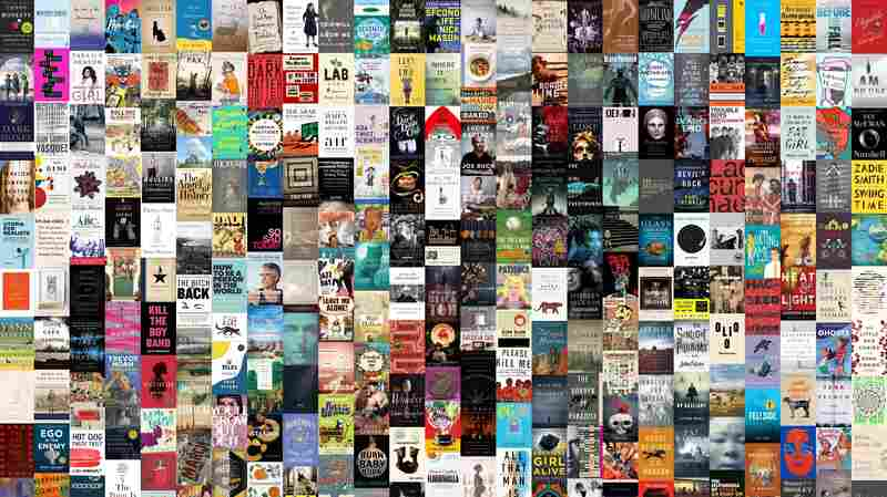 NPR's Book Concierge: Our Guide To 2016's Great Reads