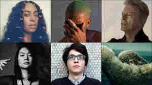 All Songs Considered: The Year In Music 2016