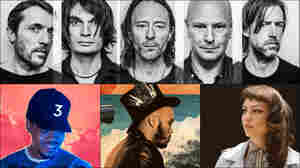 Poll Results: All Songs Considered Listeners' Favorite 100 Albums Of 2016