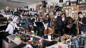 Penguin Cafe: Tiny Desk Concert