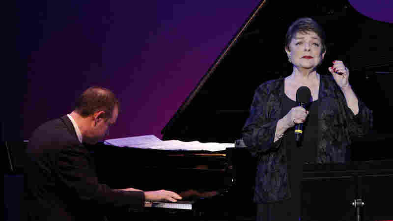 Sandy Stewart And Bill Charlap On Piano Jazz