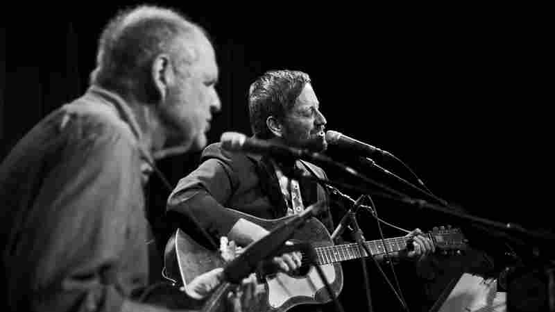 Watch Dan Auerbach Perform 'Trouble Waits For You' Live In The Studio