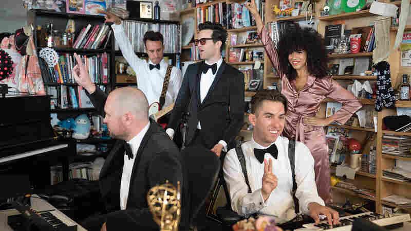 Tuxedo: Tiny Desk Concert