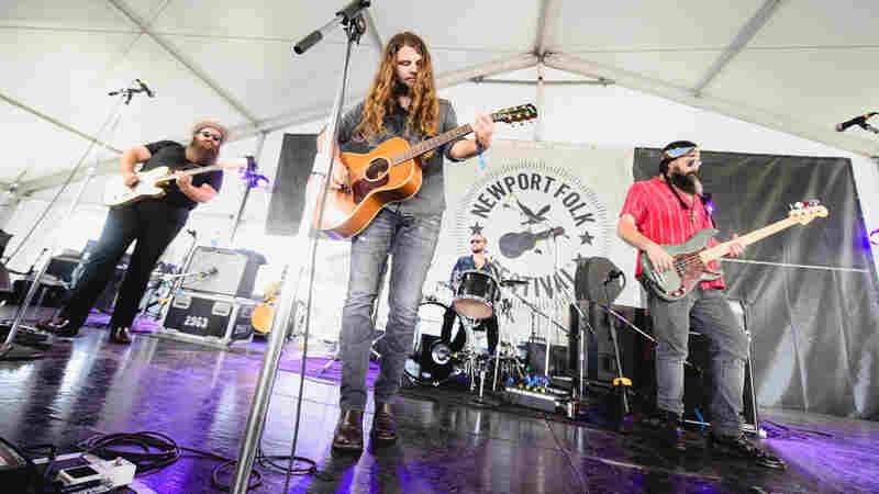 Brent Cobb, Live In Concert: Newport Folk 2017