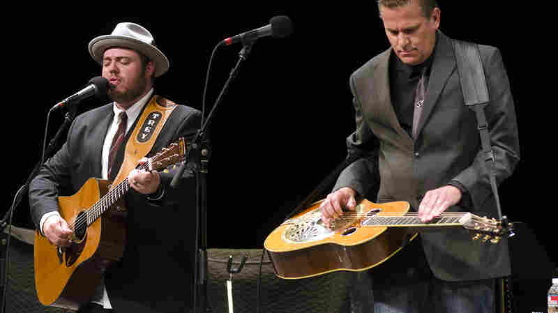 Rob Ickes And Trey Hensley On Mountain Stage