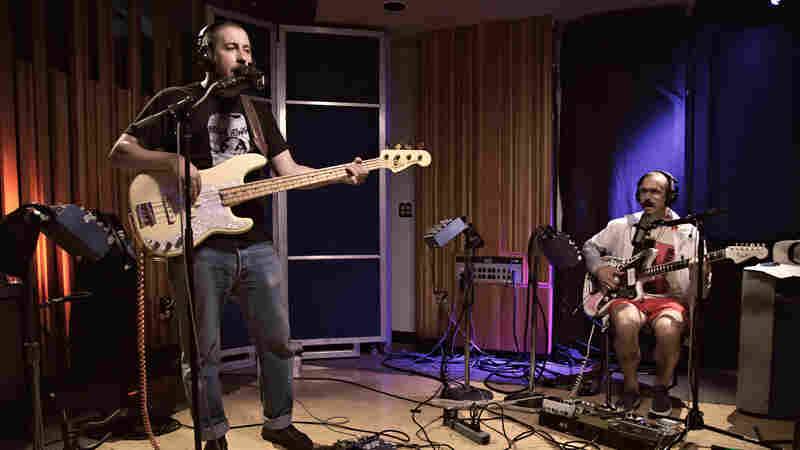Watch Portugal. The Man Perform 'Feel It Still' Live In The Studio