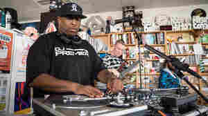 DJ Premier & The Badder Band: Tiny Desk Concert