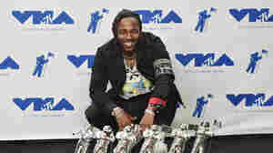 Kendrick Lamar Wins Big In The VMAs' Jarring Jumble Of Moments