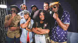 Tank And The Bangas On World Cafe
