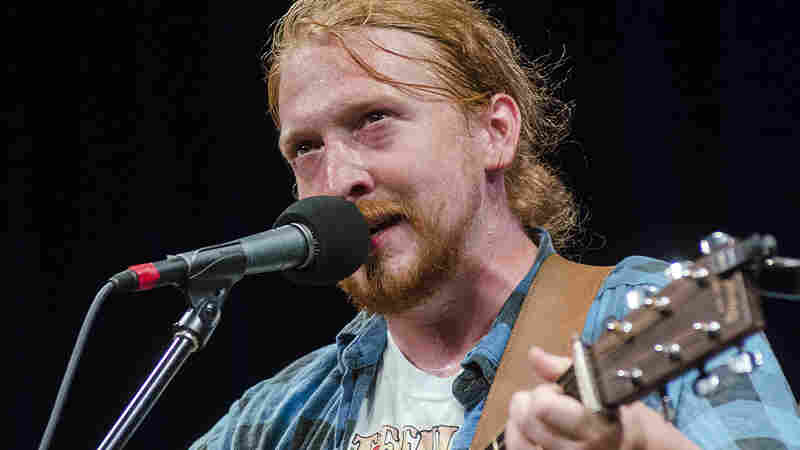 Watch Tyler Childers Perform 'Purgatory' Live On Mountain Stage