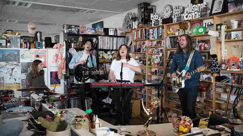 Frances Cone: Tiny Desk Concert