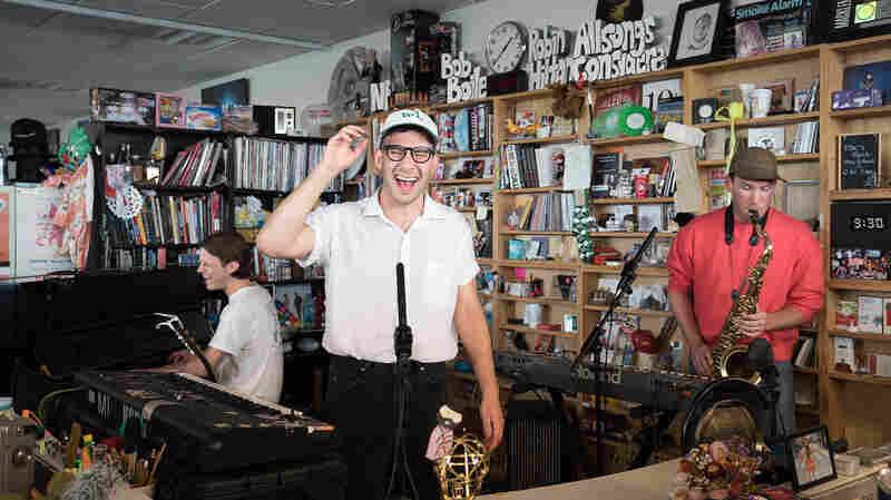 Bleachers: Tiny Desk Concert
