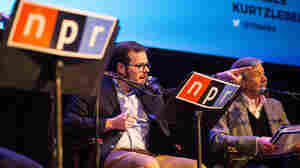 Get Tickets For The NPR Politics Podcast Live In Chicago