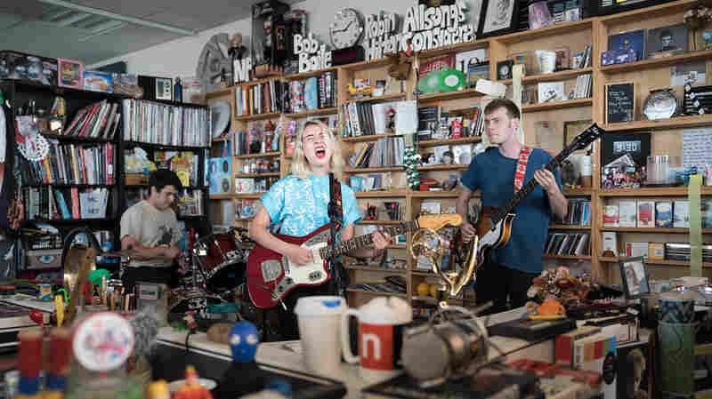 Snail Mail: Tiny Desk Concert