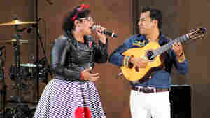¡Ajúa! The Hollywood Bowl Goes Latin Alternative, Celebrates Dreamers