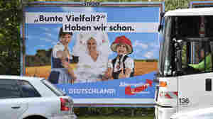 In German Election, Campaign Posters Are More Important Than TV Ads