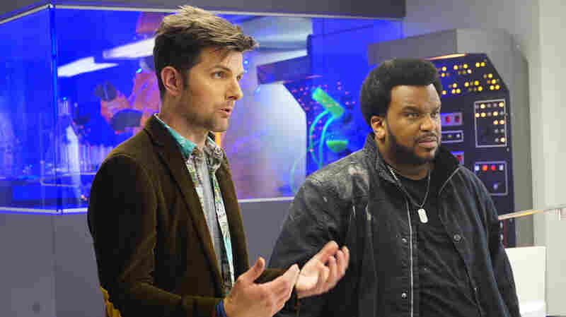 'Ghosted': A Skeptic And A True Believer Investigate The Paranormal; It's Para-Funny