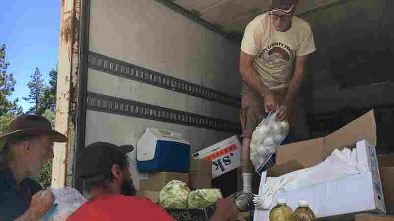 One Man's Quest To Feed A Hungry, Isolated California County