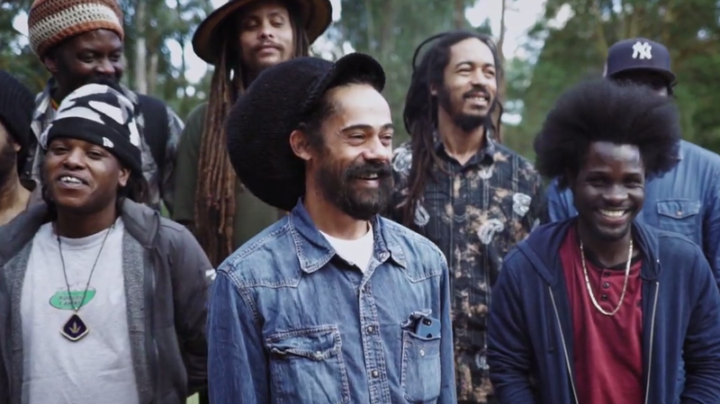 Damian Marley Promotes African Pride Over Prejudice In 'Stony Hill To Addis' Doc