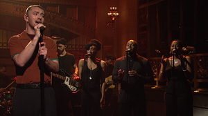 Watch Sam Smith Perform on 'Saturday Night Live'