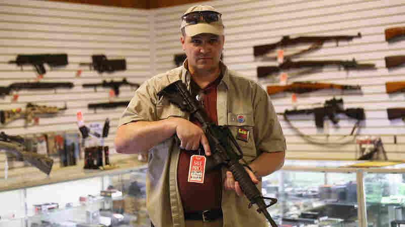 NPR/Ipsos Poll: Americans Want Stricter Gun Laws