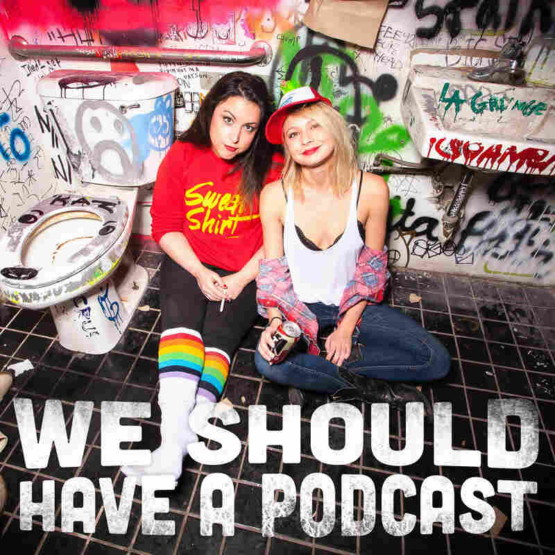 We Should Have A Podcast